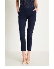 Spodnie Klasyczne bawełniane spodnie - Greenpoint Greenpoint