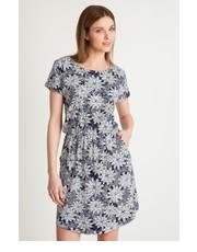 Sukienka Wiskozowa sukienka z wiązaniem - Greenpoint Greenpoint