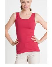 Top damski Bawełniany top na ramiączkach - Greenpoint Greenpoint