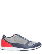 Sneakersy Buty lifestyle damskie OBDL200 - granatowy ciemny - - 4f.com.pl 4F