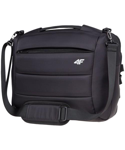 aec2d0e095af6 Torba na laptopa 4F Plecak komputerowy PCK203 - czarny -