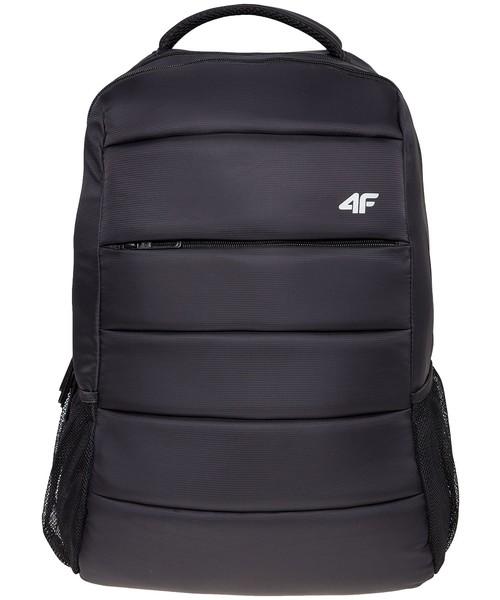b8b2a71fd6fd7 Torba na laptopa 4F Plecak komputerowy PCK204 - czarny -
