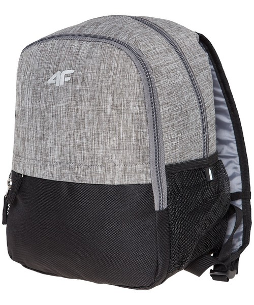d3ff5a8769247 4F Plecak-worek PCD201 - allover czarno-biały -
