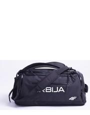 b1076371dacaf Torba podróżna /walizka 4FTorba sportowa Serbia Pyeongchang 2018 TPU700 -  czarny - 4f.com.pl