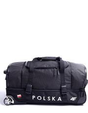 902874e652ba2 Walizka 4FTorba na kółkach Polska Pyeongchang 2018 TNK900 - czarny - 4f .com.pl