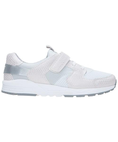 01847d554 Sportowe buty dziecięce 4F Buty sportowe dla dużych dziewcząt JOBDS400 -  wielokolorowy -