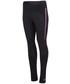 Spodnie 4F Legginsy funkcyjne damskie Pro Skirunning SPDF400 - czarny