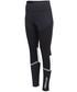 Spodnie 4F Getry funkcyjne damskie Pro Skirunning SPDF401 - czarny