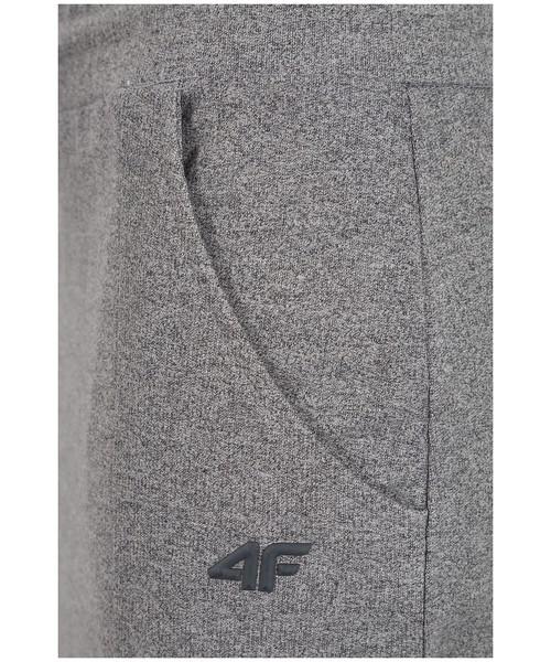 25c5b42c50 Spódnica 4F Spódniczka sportowa SPUD001 - ciemny szary melanż -