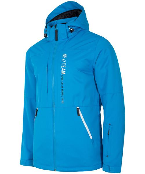 4fa8585fd5 Kurtka męska 4F Kurtka narciarska męska KUMN552R - niebieski