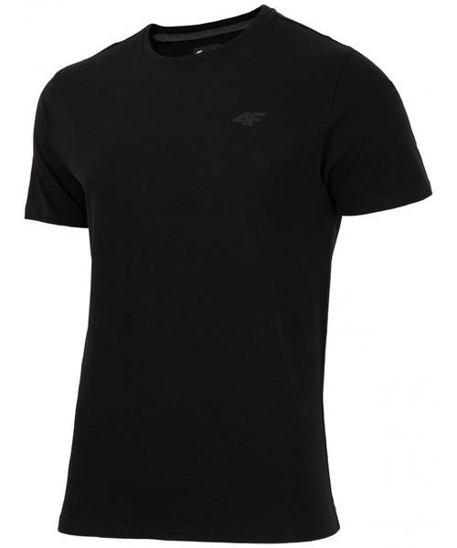 b63dc509f 4F T-shirt męski TSM300 - czarny -, T-shirt - koszulka męska - Butyk.pl