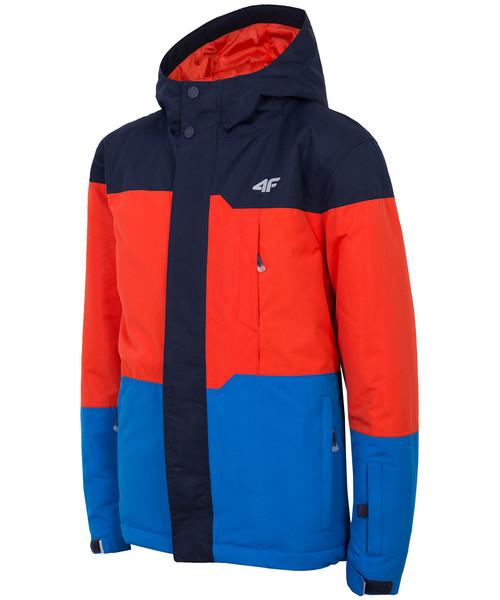 kurtka narciarska dla chłopca 4f