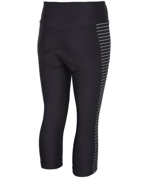 8d5bd46b2556 Legginsy 4F Spodnie rowerowe damskie RSD203 - czarny -