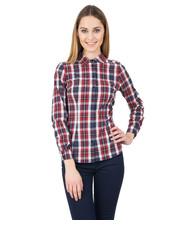 Koszula Koszula w kratę z długim rękawem - Bialcon.pl Bialcon