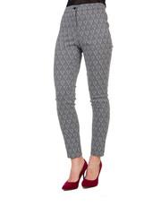 Spodnie Klasyczne spodnie w kant z kieszeniami na przodzie - Bialcon.pl Bialcon
