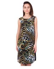 Sukienka Długa sukienka z szyfonu we wzory - Bialcon.pl Bialcon