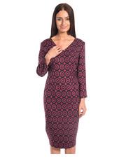 Sukienka Sukienka w geometryczne wzory - Bialcon.pl Bialcon
