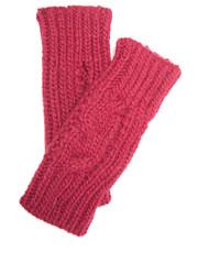 Rękawiczki Rękawiczki w kolorze malinowym - Bialcon.pl Bialcon
