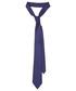 Krawat Lancerto Krawat Granatowy Mikrowzór