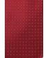 Krawat Lancerto Krawat Czerwony w Kropki