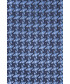 Krawat Lancerto Krawat Błękit-Szary