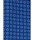 Poszetka butonierka Lancerto Poszetka Niebieska