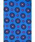 Poszetka butonierka Lancerto Poszetka geometryczny wzór
