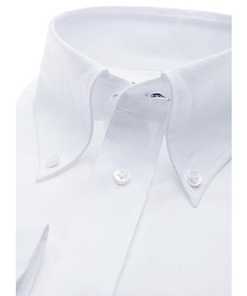 Koszula Biała Traffic Białe koszule męskie LANCERTO, na