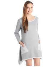 Sukienka SUKIENKA 109-6302 GRCH - Unisono.eu Unisono