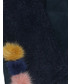 Rękawiczki Unisono RĘKAWICZKI Z APLIKACJĄ 164-19-63 BLU SC