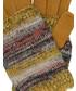Rękawiczki Unisono RĘKAWICZKI 164-ST700 SENAPE