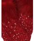 Rękawiczki Unisono RĘKAWICZKI MITENKI 164-ST705 ROSSO