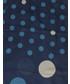 Szalik Unisono SZAL W GROCHY 135-111702 BLUE