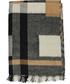 Szalik Unisono SZAL W KRATĘ 135-1571 BLACK