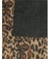 Szalik Unisono WZORZYSTY SZAL 135-1566 BLACK