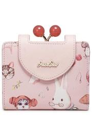 4eb17c0525f03 Just Star portfel. 134.00 zł. portfel Zgrabny dziewczęcy portfel Różowy ...