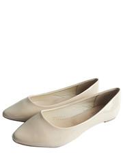 balerinki Baleriny damskie lakierowane szpic - FamilyShoes.pl a4b9428452