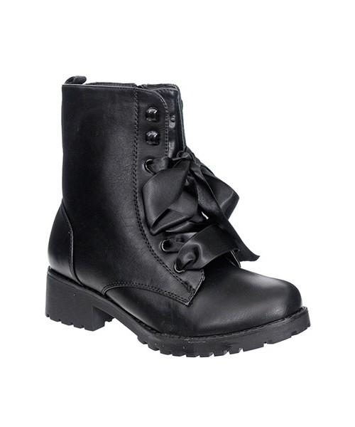 cf27f90373f66 Family Shoes OCIEPLANE WORKERY BOTKI DAMSKIE, botki - Butyk.pl