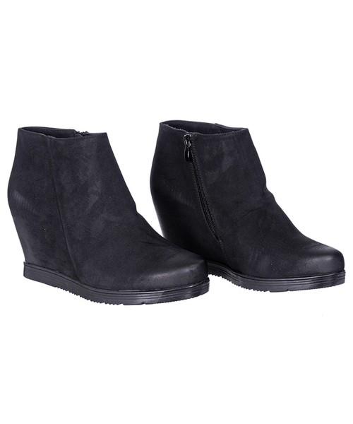 135f6f9c37b0c Family Shoes SNEAKERSY BOTKI DAMSKIE OCIEPLANE, botki - Butyk.pl