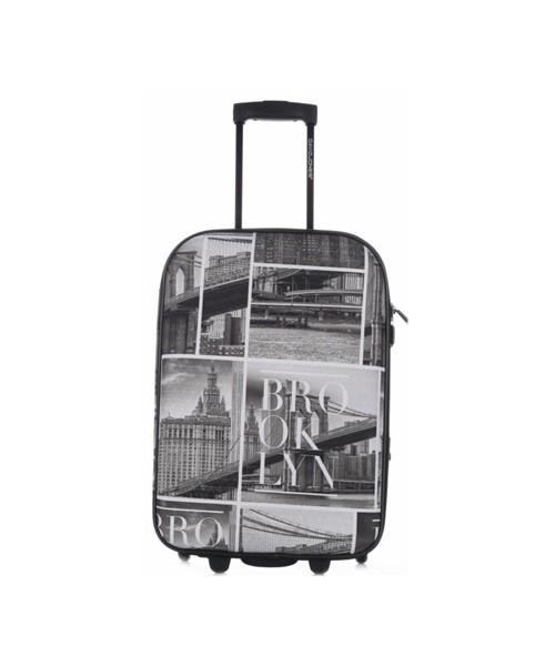 bc6c080f05ba6 David Jones ZESTAW 2 W 1 WALIZKI BROOKLYN, walizka - Butyk.pl