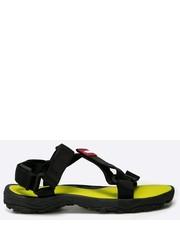 Klapki męskie - Sandały T0CXS8C5W - Answear.com The North Face