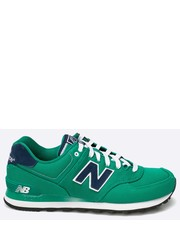Półbuty męskie - Buty ML574POG ML574POG - Answear.com New Balance