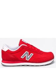 Półbuty męskie - Buty ML501NWB - Answear.com New Balance