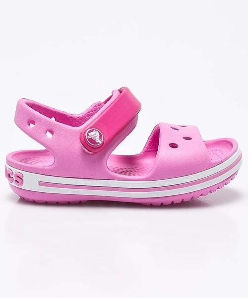 urok kosztów kup najlepiej dobra obsługa sandały dziecięce Crocs - Sandały dziecięce Crocband Sandal  12856.CandyPinkParty