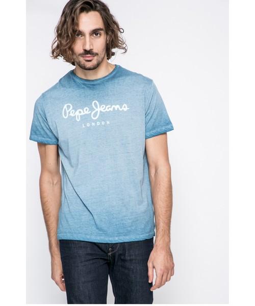 a2e1581bd6f2e1 Pepe Jeans - T-shirt West Sir PM503828, T-shirt - koszulka męska ...