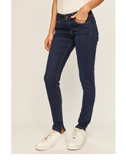 Jeansy - Jeansy Cher PL200969CM9 - Answear.com Pepe Jeans