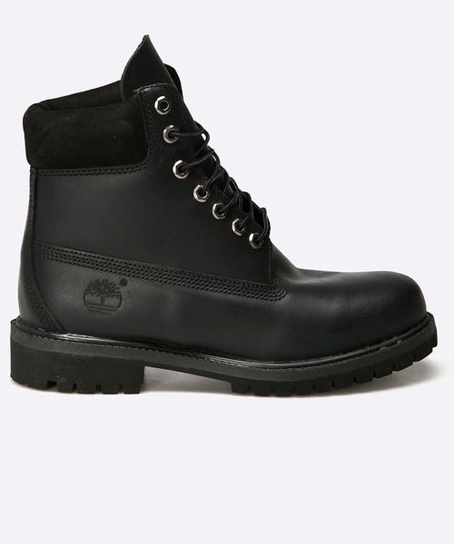 półbuty męskie Timberland Buty wysokie premium boot 10054