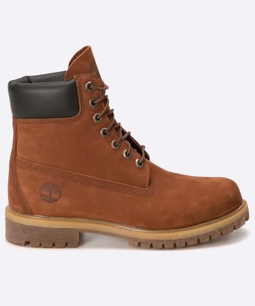 półbuty męskie Timberland Buty wysokie Premium Boot 6768R