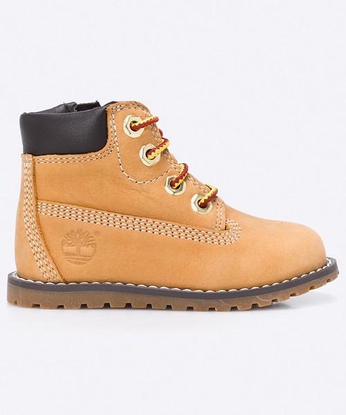 sportowe buty dziecięce Timberland Buty dziecięce Pokey Pine 6In Boot with A125Q