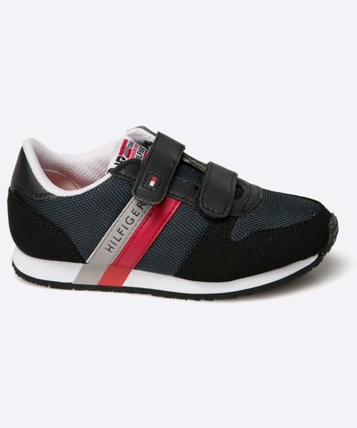 1d8defea075fe Sportowe buty dziecięce Tommy Hilfiger - Buty dziecięce FB0FB00056